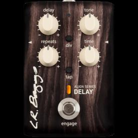 LR Baggs L.R. Baggs Align Series Acoustic Delay Pedal