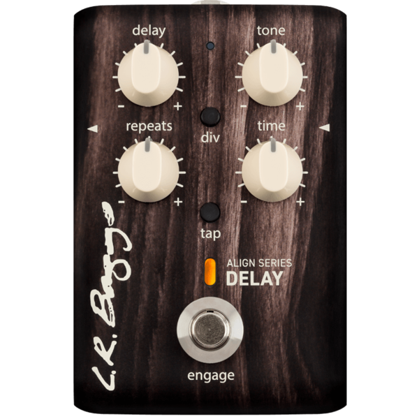 LR Baggs L.R. Baggs Align Series Acoustic Delay Pedal