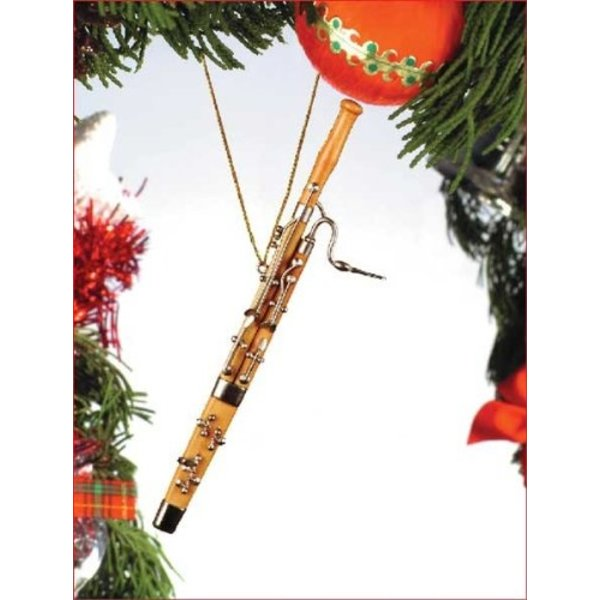 Music Treasures Co. Bassoon Ornament