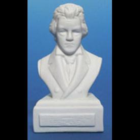 Music Treasures Co. Beethoven Porcelain Statue