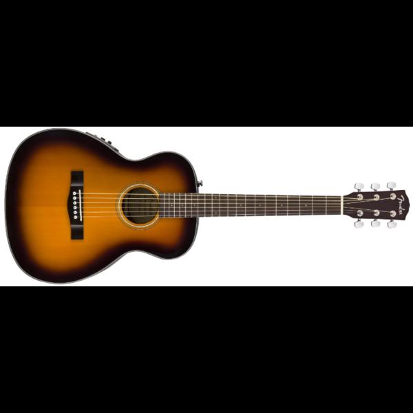 Fender CT-140SE Sunburst, with Case