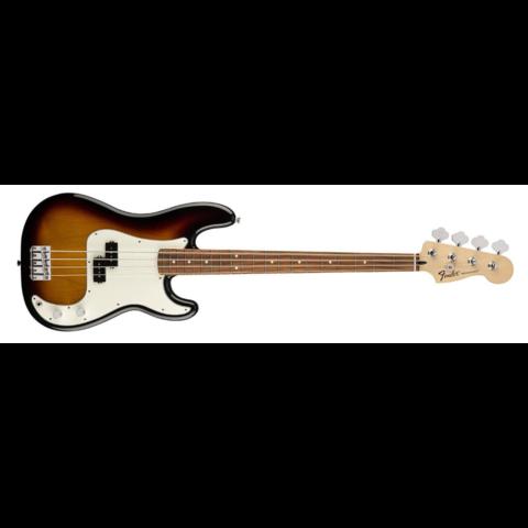 Standard Precision Bass, Pau Ferro Fingerboard, Brown Sunburst