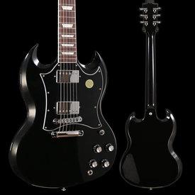 Gibson Gibson SGS19EBCH1 SG Standard 2019 Ebony w/ Chrome Hardware
