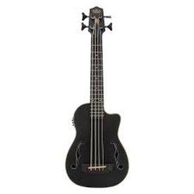 Kala Kala Acoustic-Electric UBass Satin/Mahogany/Mahogany/Fretted W/Bag