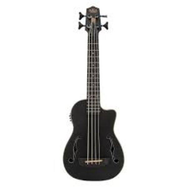Kala Kala Acoustic-Electric UBass Satin/Mahogany/Mahogany/Fretted W/Bag
