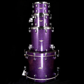 TAMA Tama Starclassic Maple 4pc Shell Kit Deeper Purple