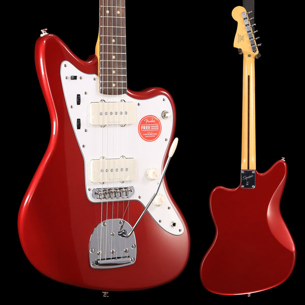 Squier Squier Vintage Modified Jazzmaster, Candy Apple Red