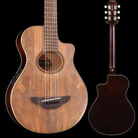 Yamaha Yamaha APXT2EW NA Natural 3/4 Size APX Thinline Acoustic Electric Cutaway Guitar