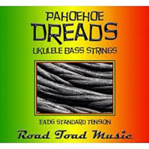 Kala All 4-String UBass 4-String Set/Black/Green/Yellow/Red