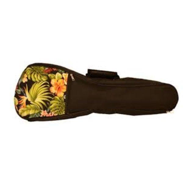 Kala Kala Concert Floral Pattern Padded Ukulele Bag