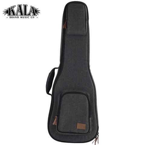 Kala Tenor Sonoma Coast Collection Gray Ukulele Case