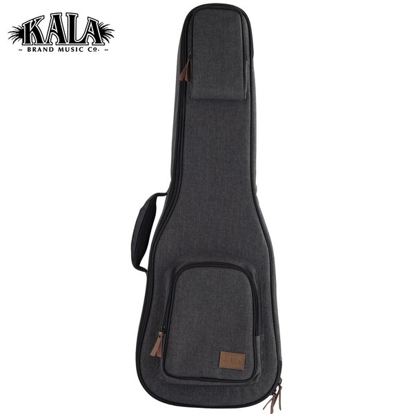 Kala Kala Tenor Sonoma Coast Collection Gray Ukulele Case