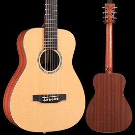 Martin Martin LXM New Little Martin w/ Deluxe Bag S/N 317017