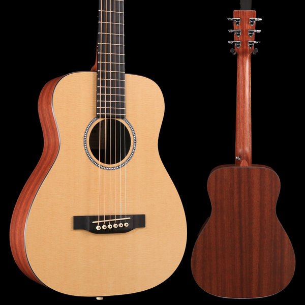 Martin Martin LXM New Little Martin w/ Deluxe Bag S/N 319078