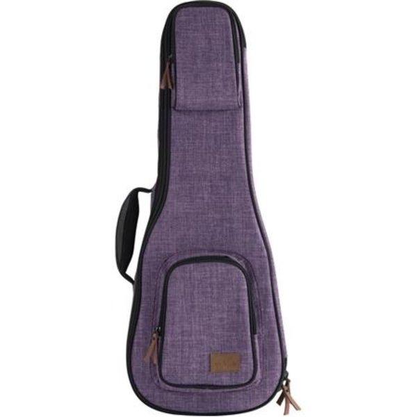Kala Kala Concert Sonoma Coast Collection Purple Ukulele Case