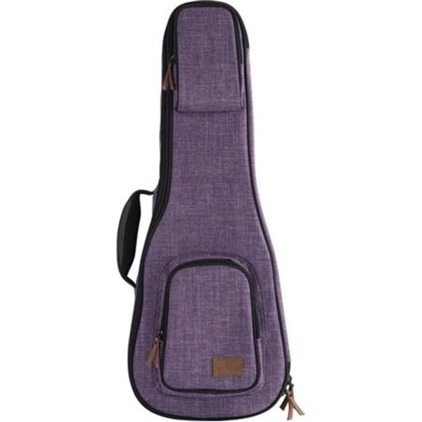 Kala Kala Baritone Sonoma Coast Collection Purple Ukulele Case
