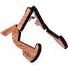 Kala Stand Sapele Fold Out Stand For UBass® & Ukulele