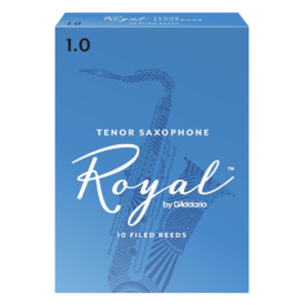 Rico Rico Tenor Sax Reeds, Box of 10 Strength 1