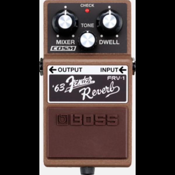 Boss FRV1 '63 Fender ® Reverb