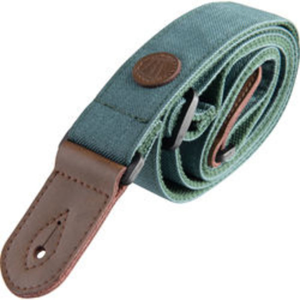 Kala Kala Strap Sonoma Coast Collection Blue Ukulele Strap