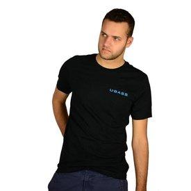 Kala Kala S, M, L, Xl, Xxl UBass Logo T-Shirt/Black