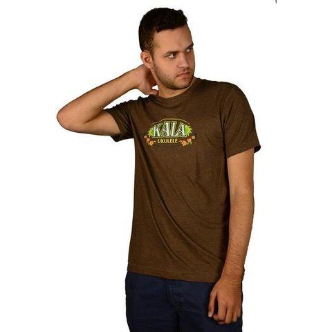 Kala S, M, L, Xl, Xxl Kala Logo T-Shirt/Brown