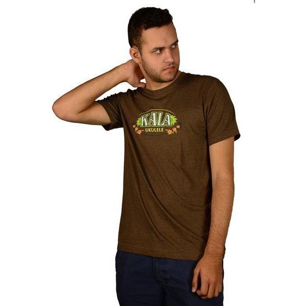 Kala Kala S, M, L, Xl, Xxl Kala Logo T-Shirt/Brown