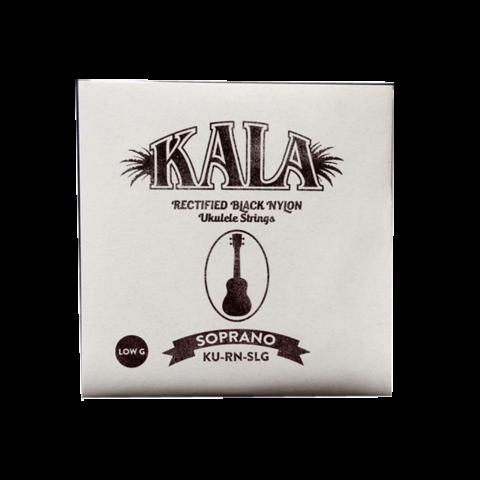 Kala Soprano Kala Rectified Black Nylon Low G