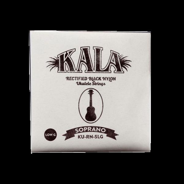 Kala Kala Soprano Kala Rectified Black Nylon Low G