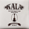 Kala Concert Kala Rectified Black Nylon
