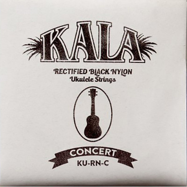 Kala Kala Concert Kala Rectified Black Nylon