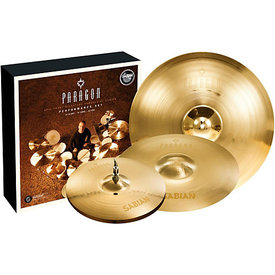 Sabian Sabian NP5005B  Paragon Neil Peart Performance Set Brilliant Finish