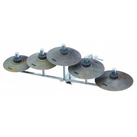Sabian Sabian TSP5H  Tollspire Chimes (Set Of 5 With Stand)