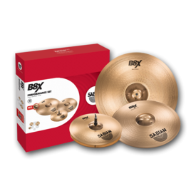 Sabian Sabian 45003X-14  B8 Performance Set + 14