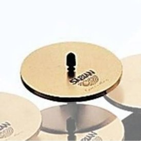 "Sabian Sabian 50301LF  Low Crotale (Single) ""F"" Note"