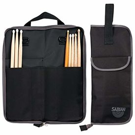 Sabian Sabian EXS1BG  Express Stick Bag (Black With Grey)