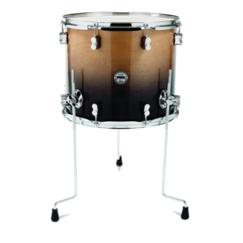 PDP PDP Concept Series Natural To Charcoal Fade - Chrm Hw 16X18 Lacquer Specialty PDCB1618TTNC