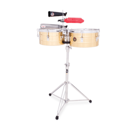 LP LP LP Series 12 13 Brass Timbales Brass LP255-B
