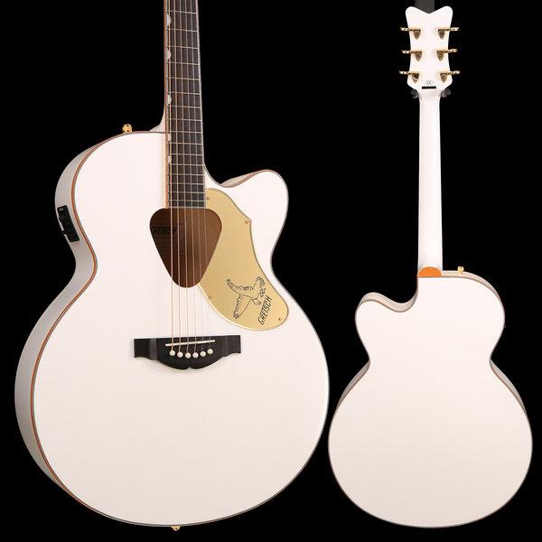 Gretsch Guitars Gretsch G5022CWFE Rancher Falcon, Jumbo, Electric, Fishman Pickup System, White