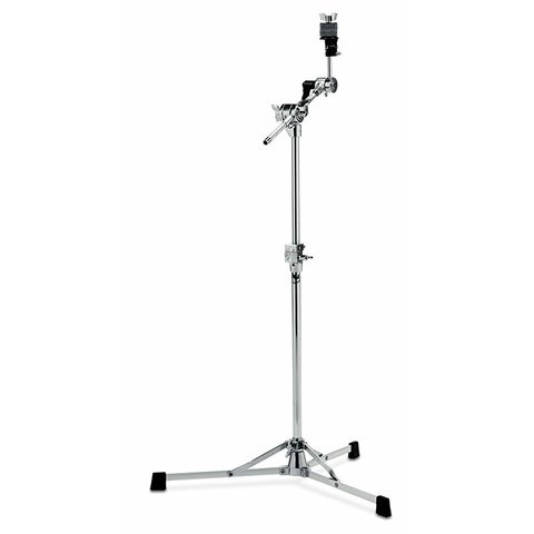 DW 6000 Series Straight/Boom Cymbal Stand Flush Base Chrome DWCP6700