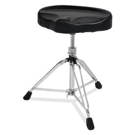PDP PDP 800 Series Drum Throne, Tractor Seat Chrome PDDT820-X