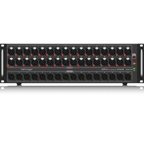Behringer Behringer S32 I/O Box 32 Preamps 16 Outputs