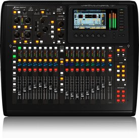 Behringer Behringer X32COMPACT 40-Input 25-Bus Mixing Console