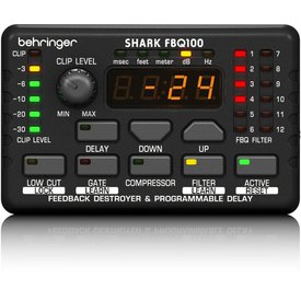 Behringer Behringer FBQ100 Automatic Feedback Destroyer