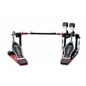 DW DROPSHIP DW 5002 Accelerator Double Pedal W/ Bag DWCP5002AD4