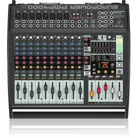 Behringer Behringer PMP4000 1600W 16-Channel Mixer, M-FX