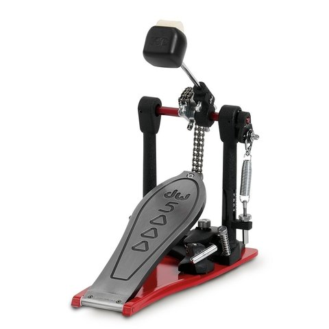 DW 5000 Series Heel-Less Bass Drum Pedal W/ Bag DWCP5000ADH