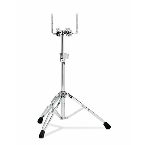 DW 9000 Series Heavy Duty Double Tom Stand Chrome DWCP9900
