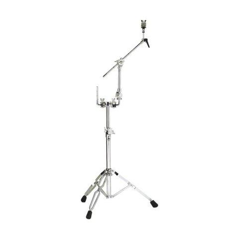 DW 9000 Series Heavy Duty Single Tom & Cymbal Stand Chrome DWCP9999