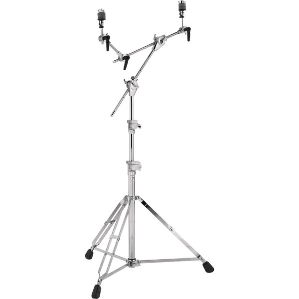 DW DROPSHIP DW 9000 Series Heavy Duty Multi Cymbal Stand Chrome DWCP9702